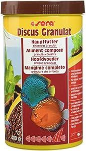 sera Discus Granulat ein Hauptfutter für alle Diskusfische bzw. Diskus mit...