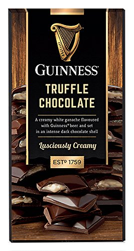 Guinness Luxury Dark Schokolade Trüffel Bar (90g)