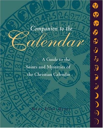 Companion To The Calendar