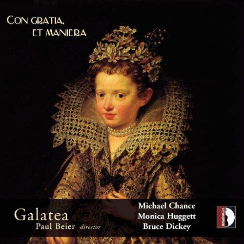 Diminuzioni su 'Vestiva i colli' di Palestrina (Per voce e liuto)