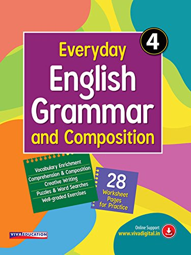 Everyday English Grammar and Composition 4