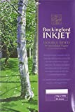Bockingford 933A4190gsm Aquarell Inkjet Papier (20Stück)