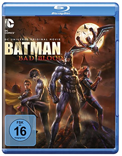 Batman - Bad Blood [Blu-ray] Preisvergleich