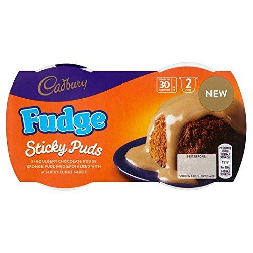 Cadbury Sticky Puds Fudge 2 pro Packung