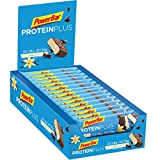 PowerBar Protein Plus Low Sugar Barre Protéinée Faible en Sucre Vanille 30 x 35 g