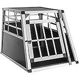 Aluminium Hundetransportbox Hundebox Reisebox Alubox
