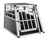 Hapro Aluminium Hundetransportbox Hundebox Reisebox Alubox
