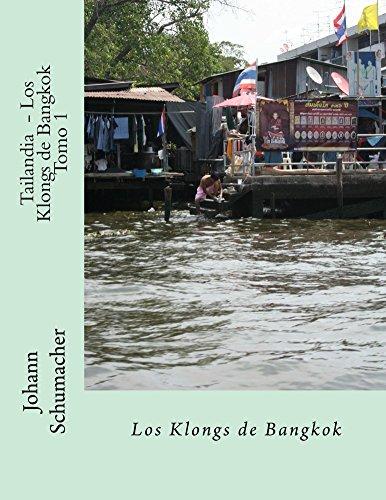 Tailandia - Los Klongs de Bangkok por Johann Schumacher