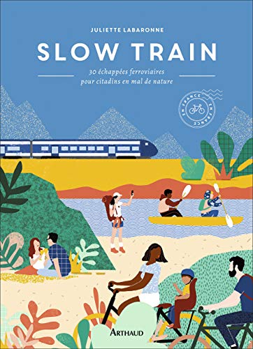 Slow train par  Juliette Labaronne