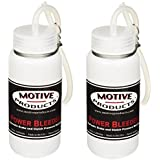 Motive Products 1820 Brake Fluid Catch Bottle Kit by Motive Products
