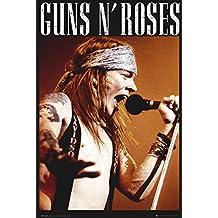 GB eye Ltd, Axel, Guns N 'Roses Póster (61x 91,5cm), varios
