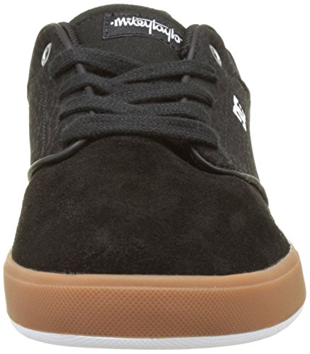 DC Shoes Mikey Taylor, Baskets Basses Homme Noir (Black/Black/Gum)