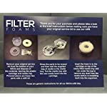 5 x Compatible with Biorb Marine Service Kit Refills Filter set sets for all tanks 10