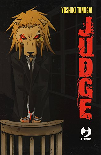 Judge box vol. 1-6