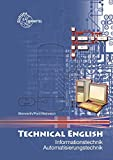 Technical English - Informationstechnik, Automatisierungstechnik