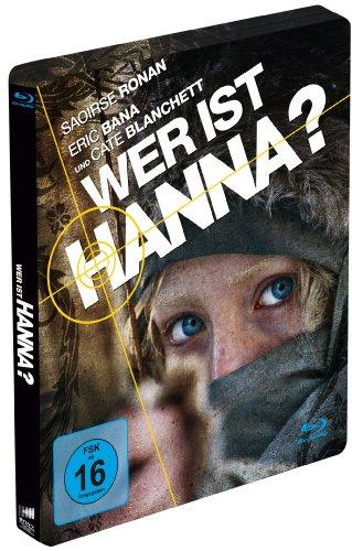 Wer ist Hanna? (Limited Steelbook Edition) [Blu-ray]
