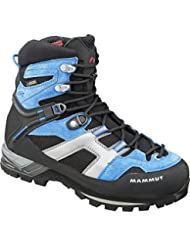 Mammut Magic High GTX Women Mountaineering Footwear (Strap Crampon), color:arctic-black;size:8.5 UK / 42.5EUR