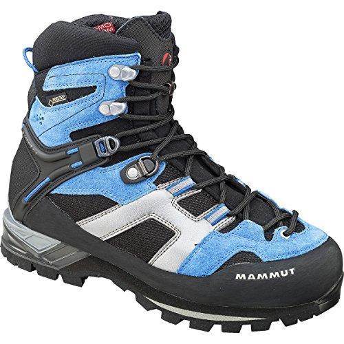 Mammut Magic High GTX Women Mountaineering Footwear (Strap Crampon) arctic-black