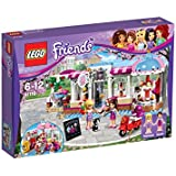 LEGO - 41119 - Friends - Jeu de construction - Le Cupcake Café d'Heartlake City