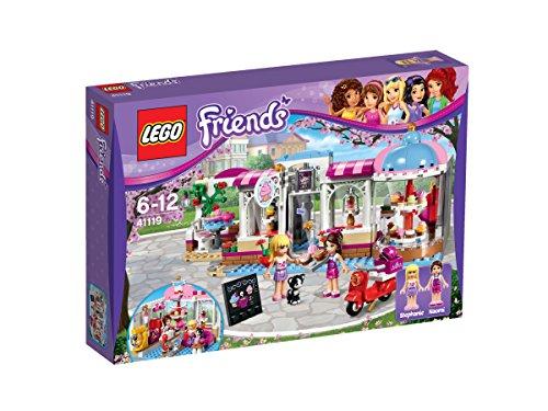 LEGO 41119 - Friends Il Cupcake Caffè di Heartlake