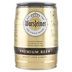 Idea Regalo - Warsteiner Premium Fusto Ml.5000