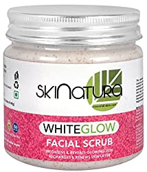 SKINATURA WHITE GLOW FACIAL SCRUB 200ML
