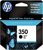 HP 350 CB335EE Cartuccia Originale per Stampanti a Getto d'Inchiostro, Compatibile con Deskjet D4260, D4300, Photosmart C5280, C4200, Officejet J5780, J5730, Nero
