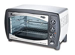 Morphy Richards 35 RCSS 35-Litre Stainless Steel Oven Toaster Grill