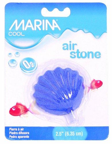 Marina difusor forma conchas para acuariofilia