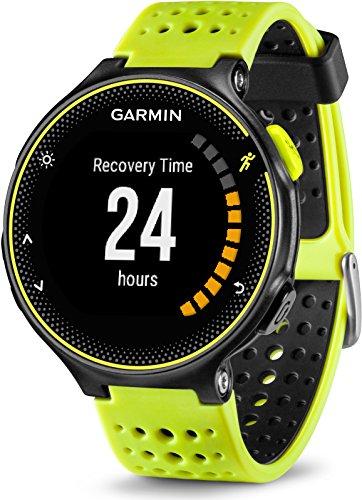 Garmin Forerunner 230 HR GPS-Laufuhr inkl. Herzfrequenz-Brustgurt – 16 Std. Akkulaufzeit, Smart Notifications - 9