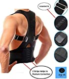 Spiffy Sky™ Posture Corrector, Shoulder Back Support Belt for Men and Women