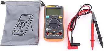 Digital Multimeter 6000 Zählungen Ac Dc Spannung Strom Widerstand Tester Amperemeter Voltmeter Ohm Meter Mit Lcd Hintergrundbeleuchtung Beleuchtung