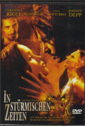 In Stürmischen Zeiten (Sally Potter, Christina Ricci, Cate Blanchett, Johnny Depp, John Turturro,...)