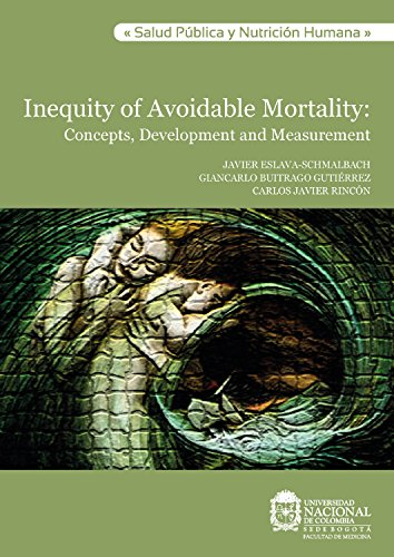 Inequity of avoidable mortality: Concepts, development and measurement (English Edition)