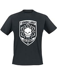 Call Of Duty black Ops III - Zombie Labs T-Shirt schwarz