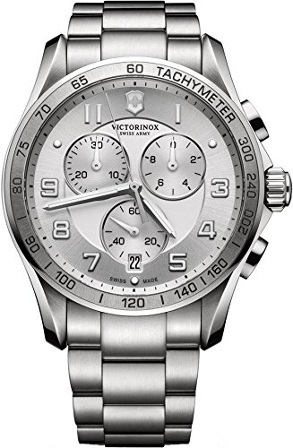 Victorinox-Swiss-Army-Mens-Quartz-Watch-with-Chronograph-Quartz-Stainless-Steel-241654