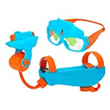 EOLO – Aqua Gear Playset Launcher + Brille in blau und orange (COLORBABY 43651)