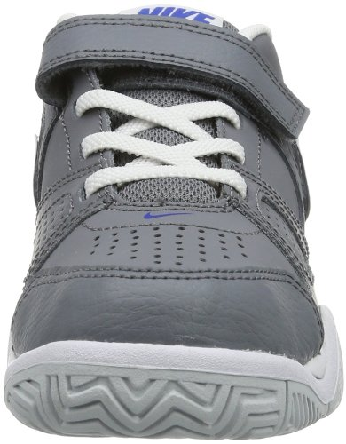 Nike  City Court 7 (PSV), Sneakers garçon Gris / Bleu / Blanc (Cl Grey / Gm Ryl-Pr Pltnm-White)