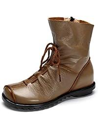 Para Zapatos Botas Gaslinyuan Y Amazon es Mujer Wz0BqZ