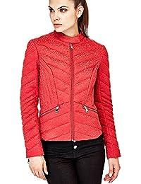 71a1b5d85453 Amazon.it  Guess - Giacche e cappotti   Donna  Abbigliamento
