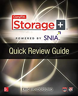CompTIA Storage+ Quick Review Guide by [Vanderburg, Eric]