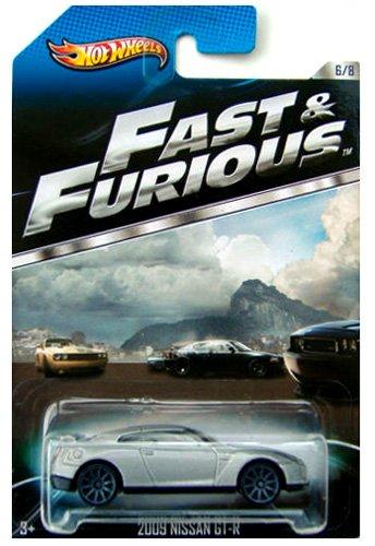 Edición Limitada 2013 Hot Wheels Rápido & Furioso - 2009 Nissan GT-R [6/8]