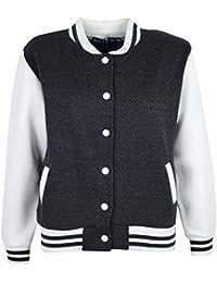 e13f01784 Amazon.co.uk  Grey - Coats   Jackets   Girls  Clothing