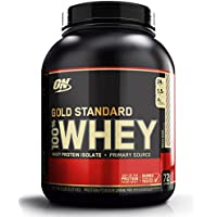 Optimum Supplemento Nutrizionale Whey Gold Std, Rocky