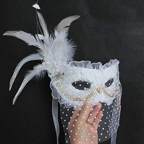 Weiblichen Superhelden Kostüm Mädchen - Sexy Spitze venezianische Maske für Maskerade