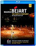Beethoven:Symphony No 9 [Bejart Ballet; The Tokyo Ballet; Isreal Philharmonic Orchestra; Ritsuyukai Choir,Zubin Mehta ] [EUROARTS : BLU RAY] [Blu-ray]