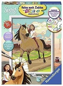 Ravensburger 00.027.794 Kit de Pintura por números Libro y página para Colorear - Libros y páginas para Colorear (Kit de Pintura por números, 1 páginas, Child, Niño/niña, 7 año(s), 18 cm)