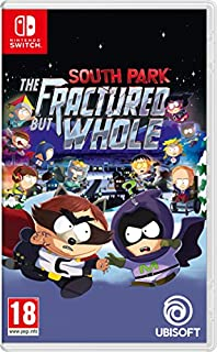 South Park and The Fractured But Whole (Nintendo Switch) (B07B99WHXS) | Amazon price tracker / tracking, Amazon price history charts, Amazon price watches, Amazon price drop alerts