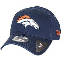Denver Broncos New Era 9Twenty NFL Core Classic Adjustable Hat - Navy
