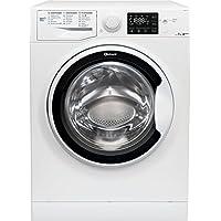 Bauknecht WM Pure 7G41 Waschmaschine Frontlader / A+++ -10% / 1400 UpM / langlebiger Motor / Nachlegefunktion / Wasserschutz / weiß